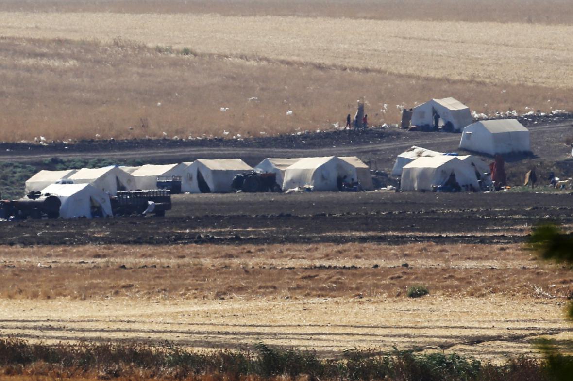 Bezpečná zóna v Sýrii