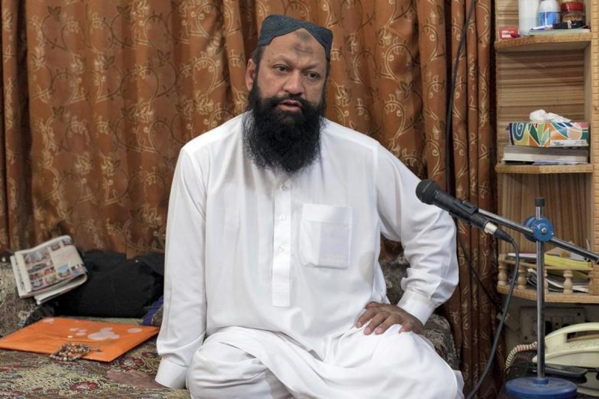 Šéf radikální skupiny Laškare džhangvi Málik Išak