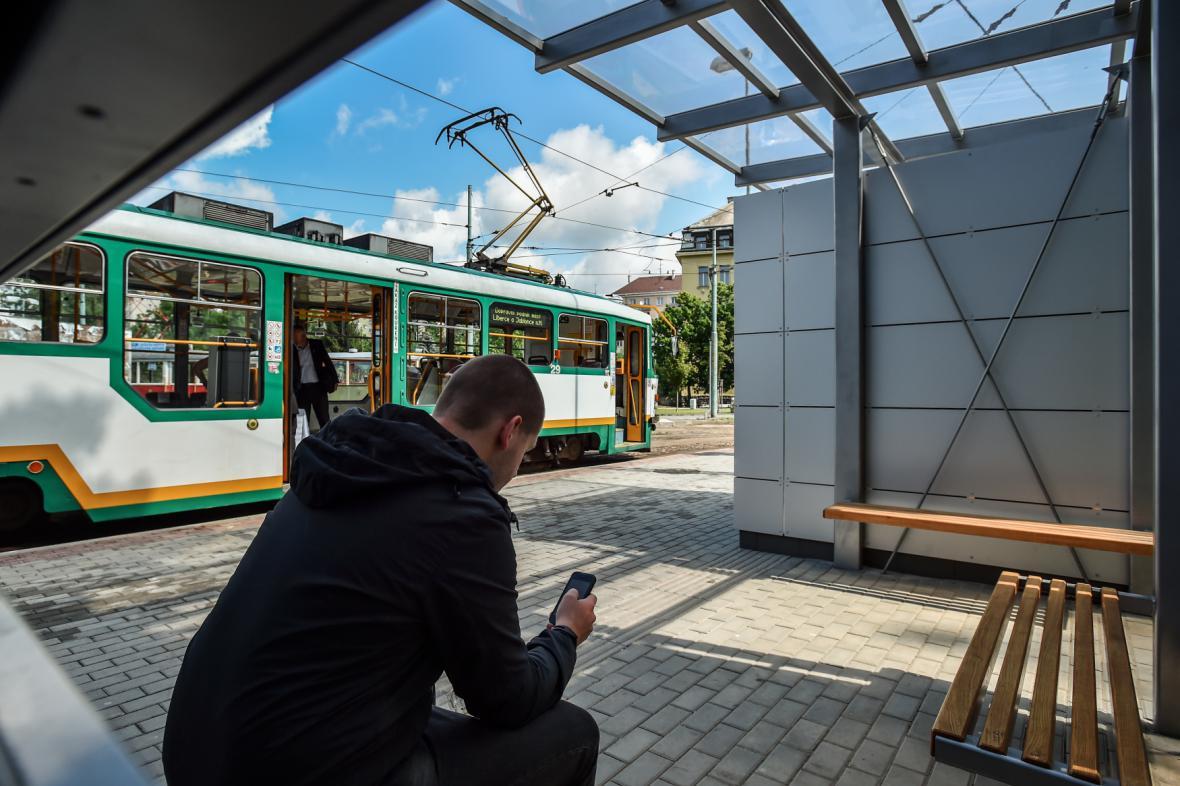 Tramvaj v Jablonci nad Nisou
