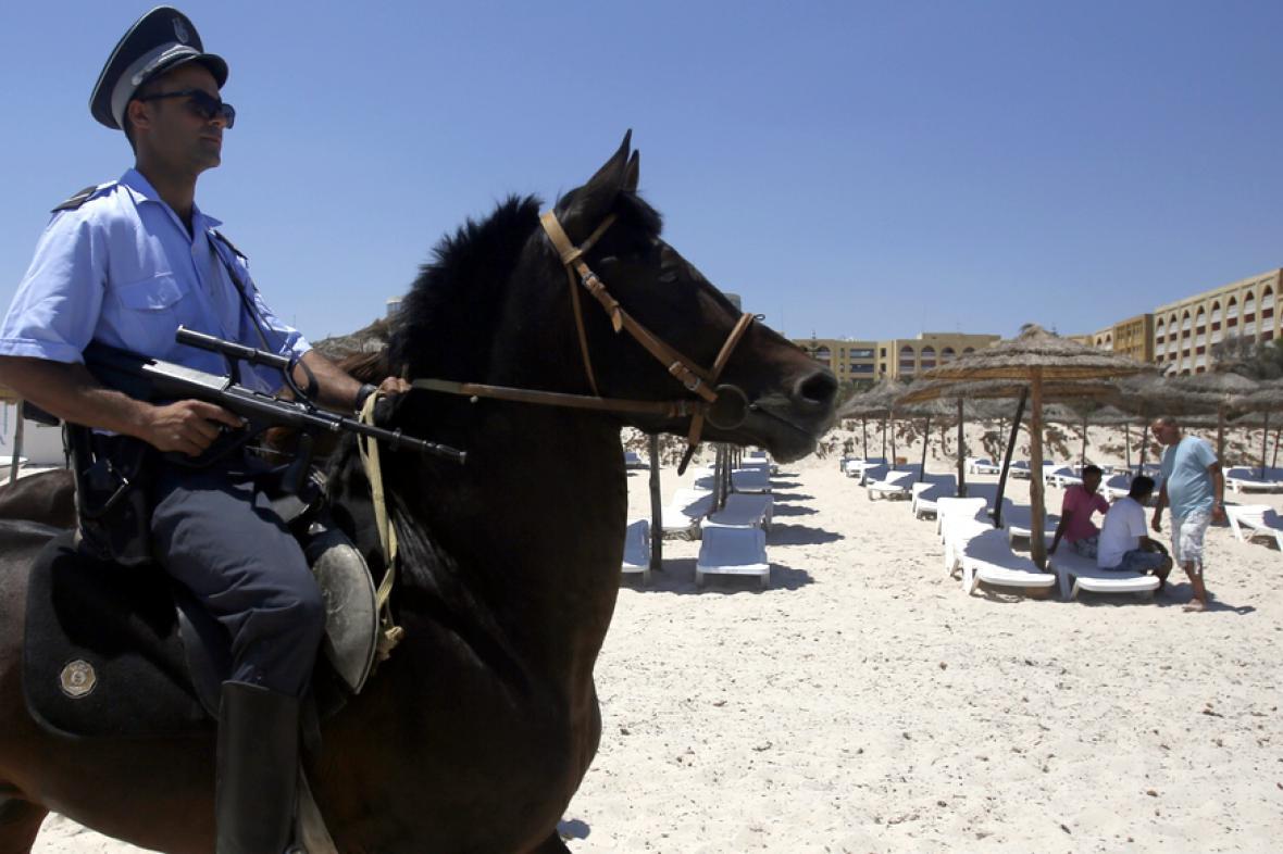 Bezpečnostní opatření v Tunisku