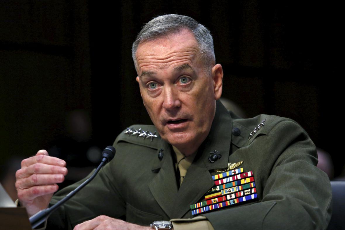 Americký generál Joseph Dunford