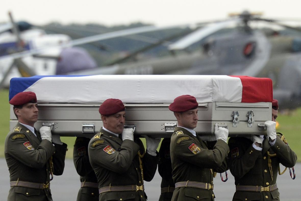 Mrtvý voják
