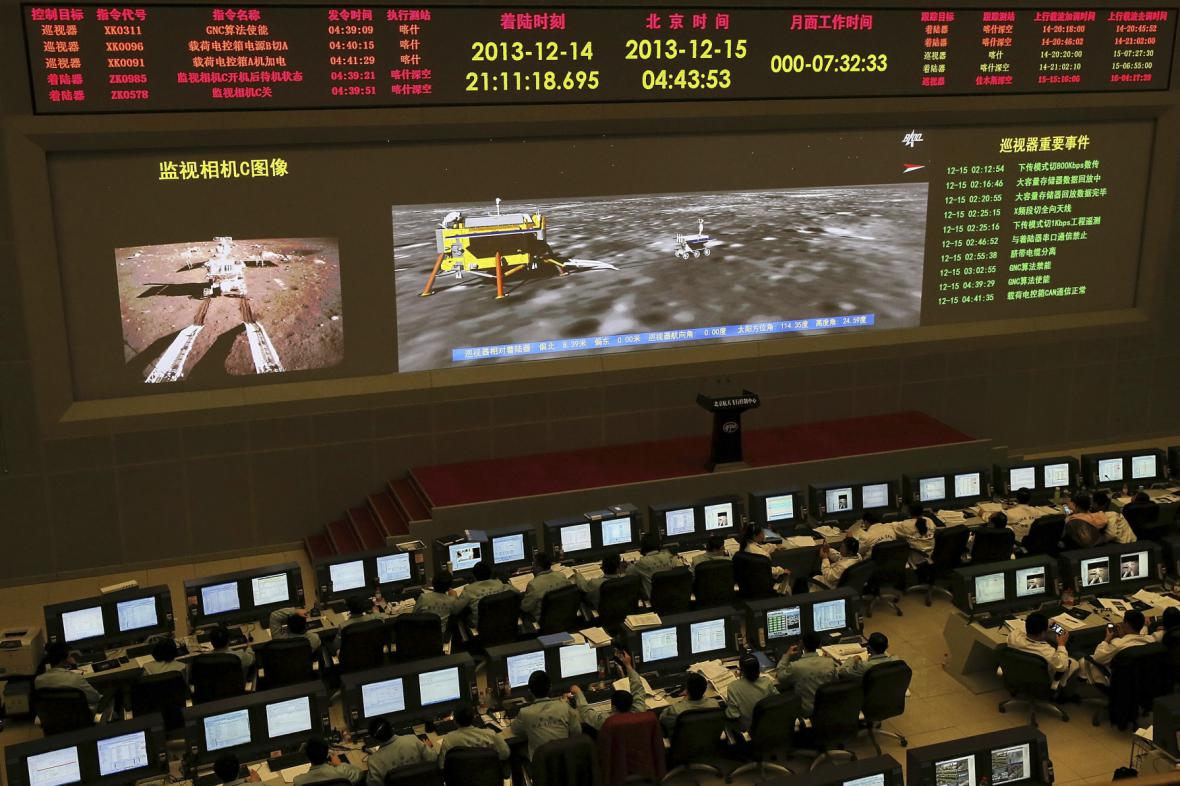 Čínský vesmírný výzkum