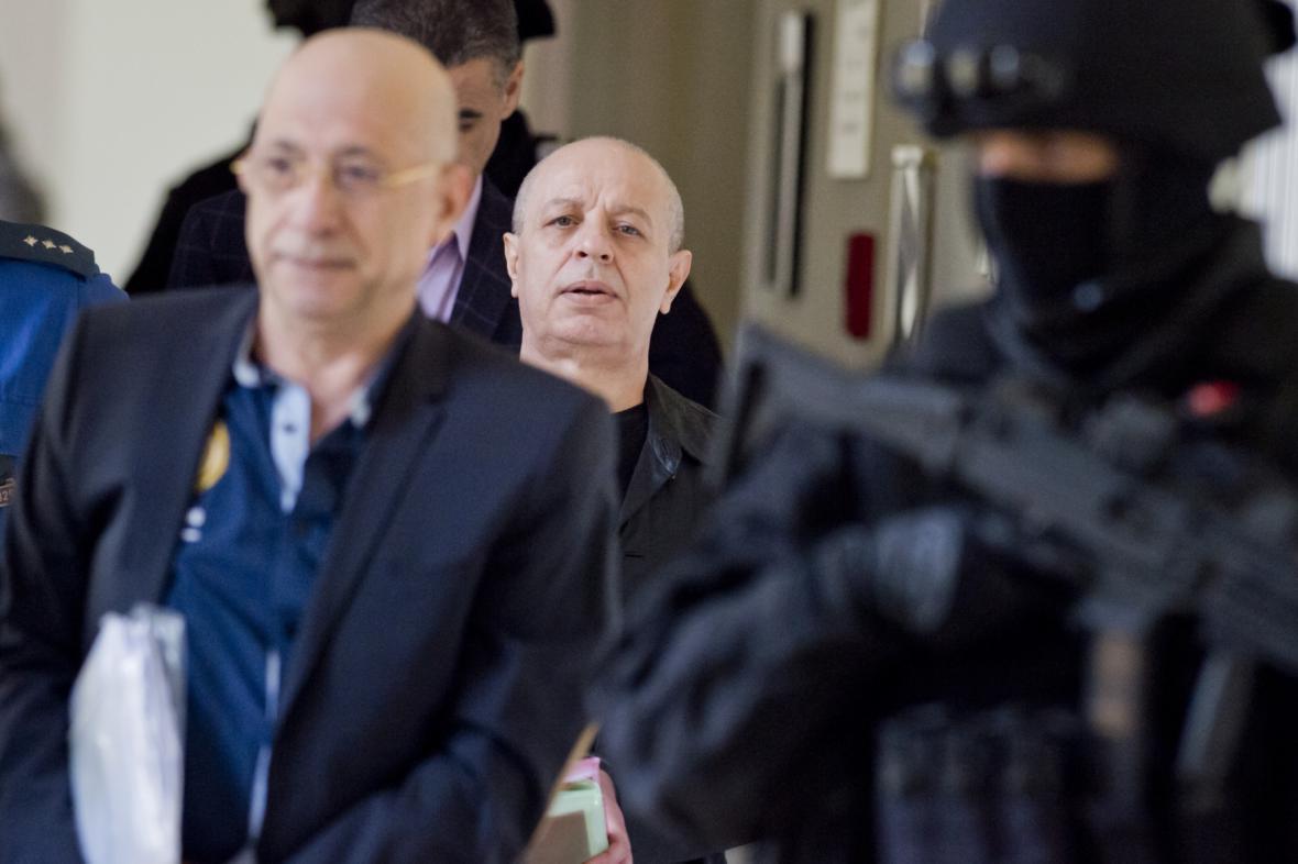 Faouzi Jaber a Chálid Marabi