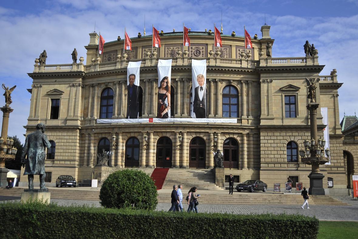 Dvořákova Praha (Rudolfinum)