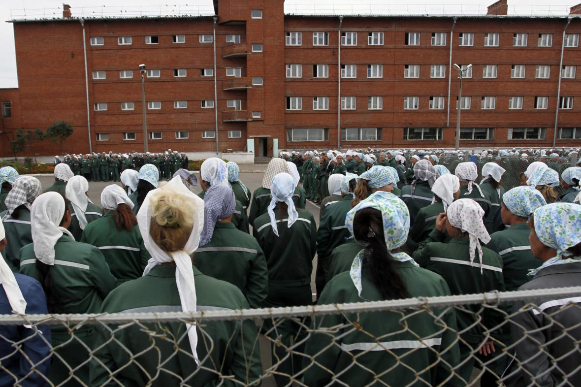 Ženy ve vězení