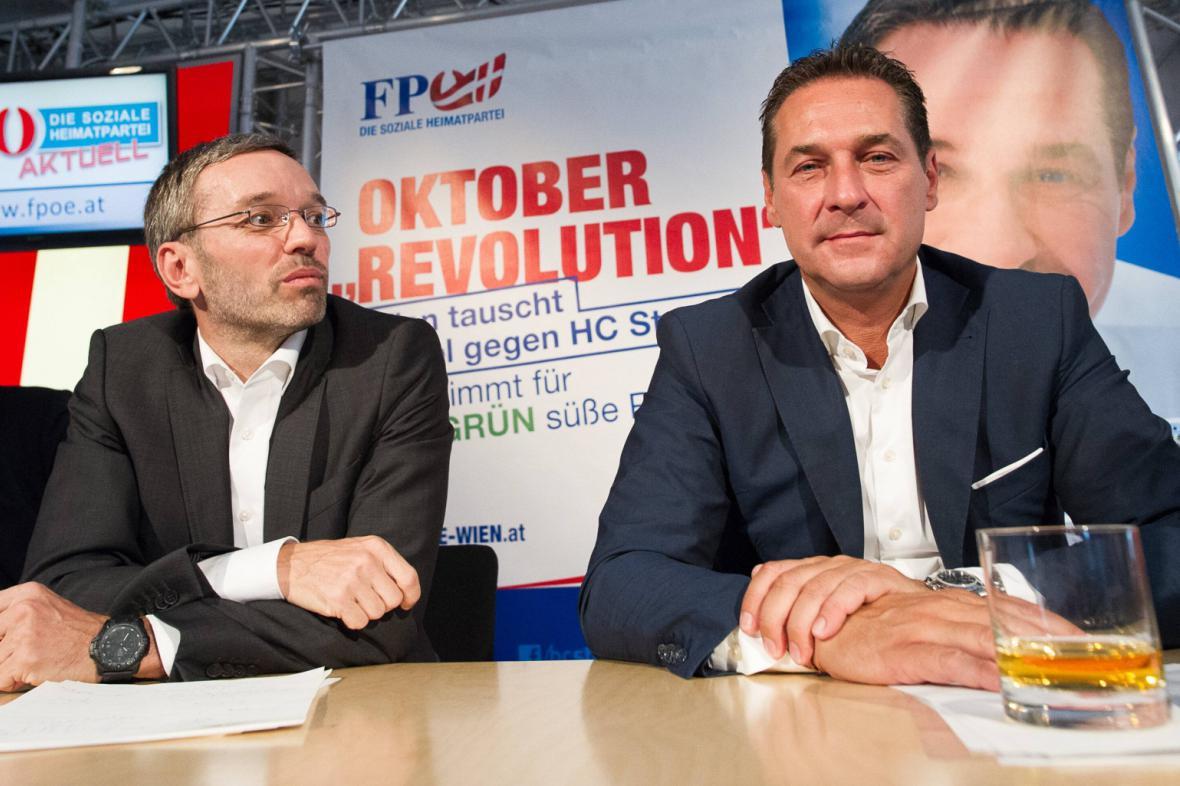 Svobodné strany Rakouska (FPÖ)