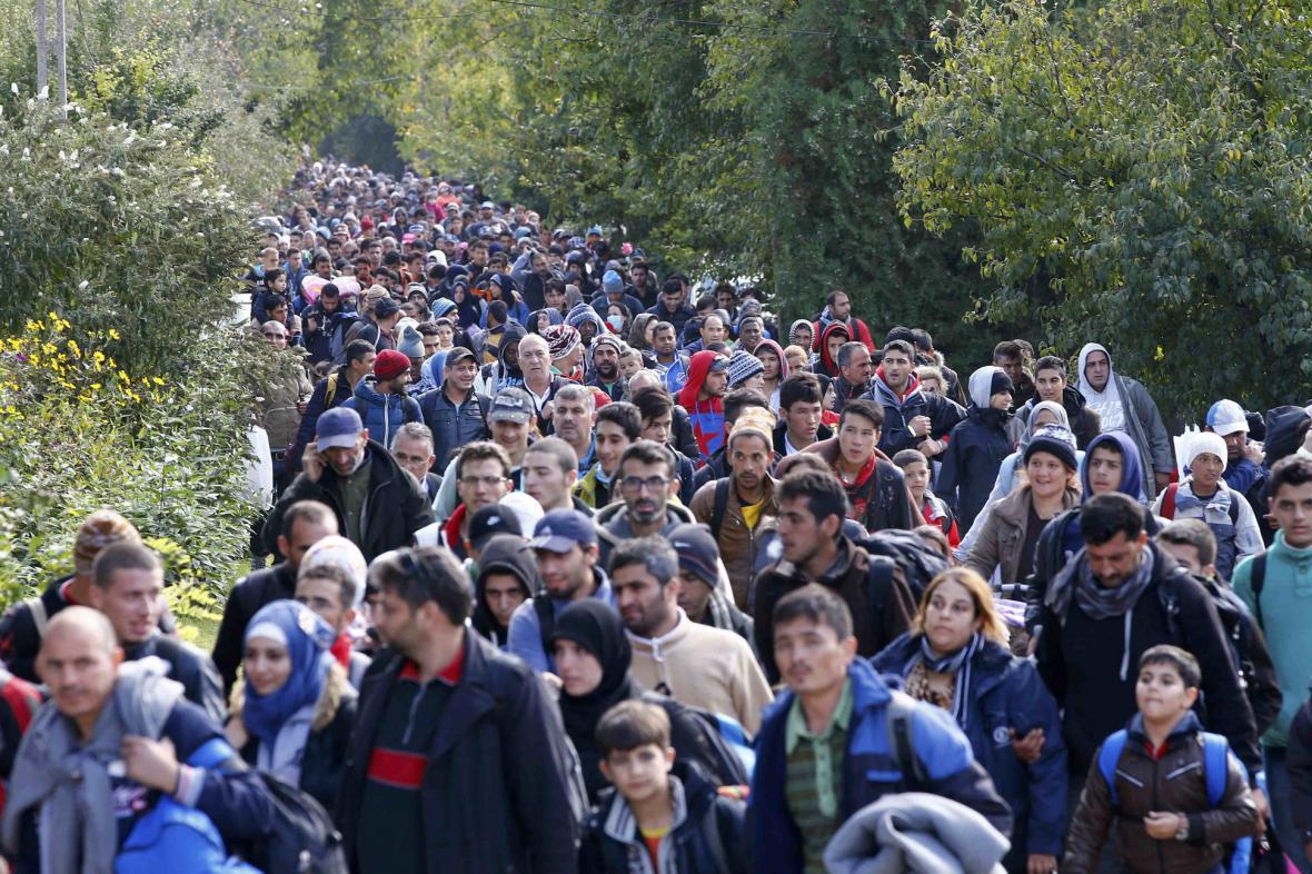 Uprchlická krize