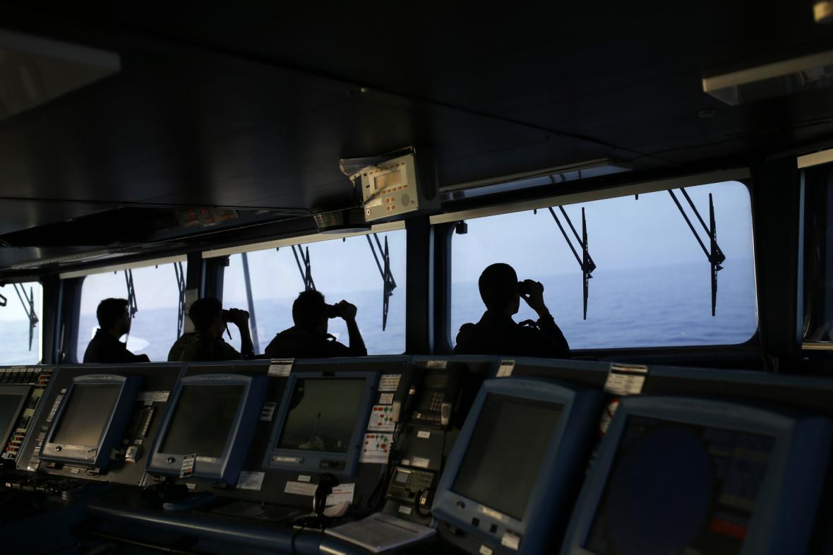 Kontrola ve Středomoří