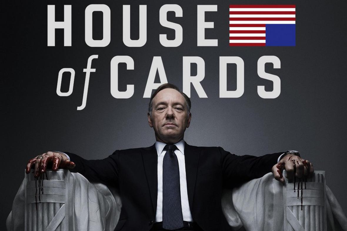 Seriál House of Cards