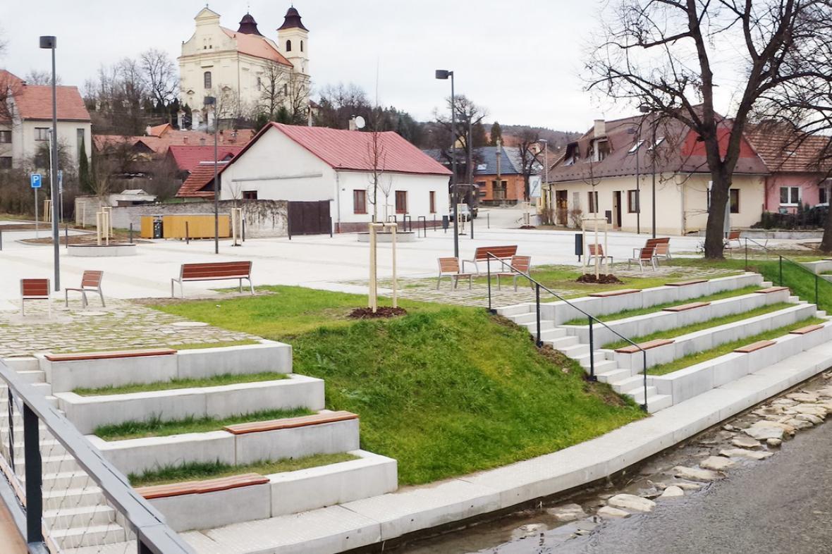 Bojkovické náměstí