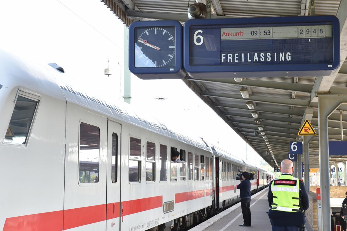 Německý vlak