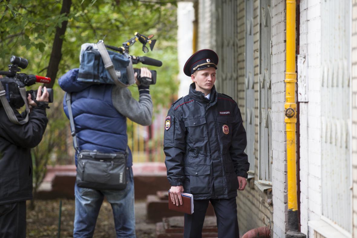 Vyšetřování možného teroristického útoku v Moskvě