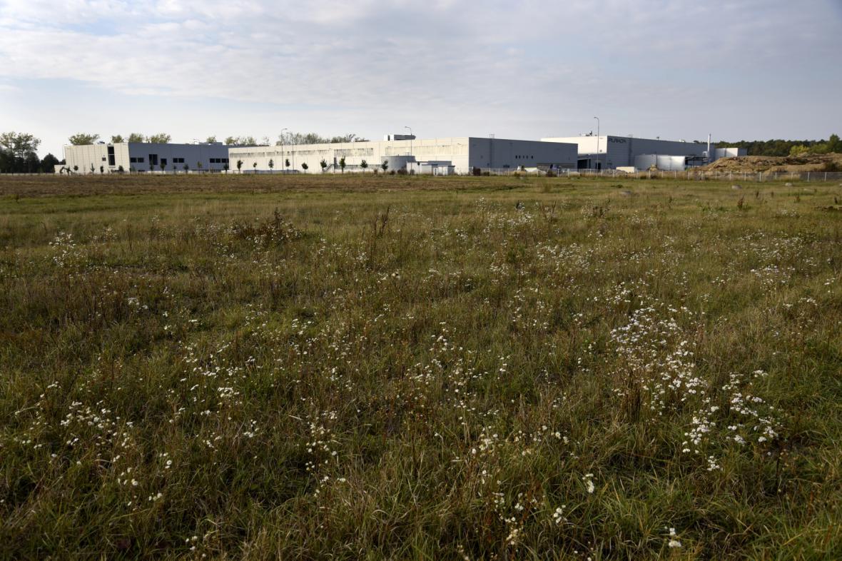 Průmyslová zóna Mošnov