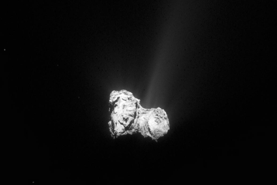 Kometa Churyumov-Gerasimenko