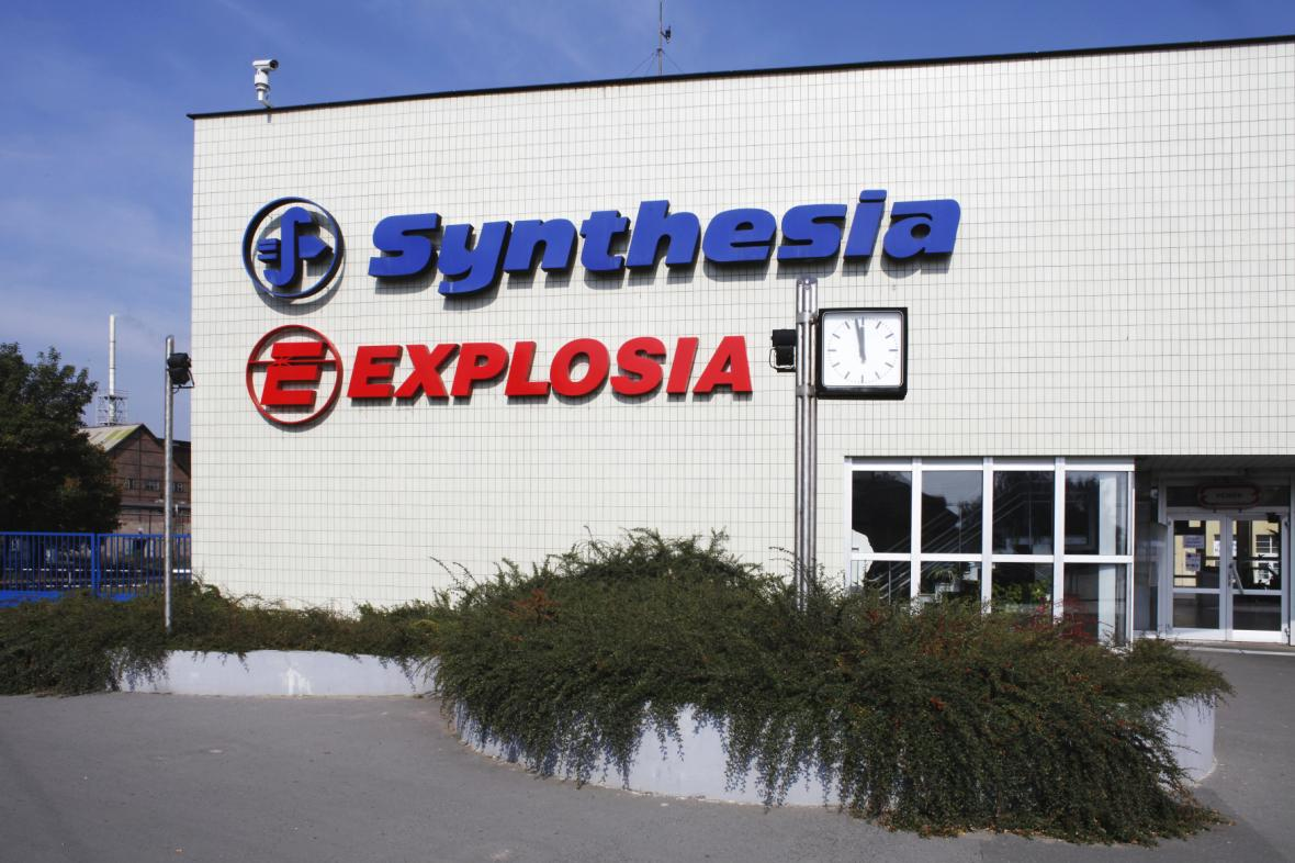 Explosia Pardubice