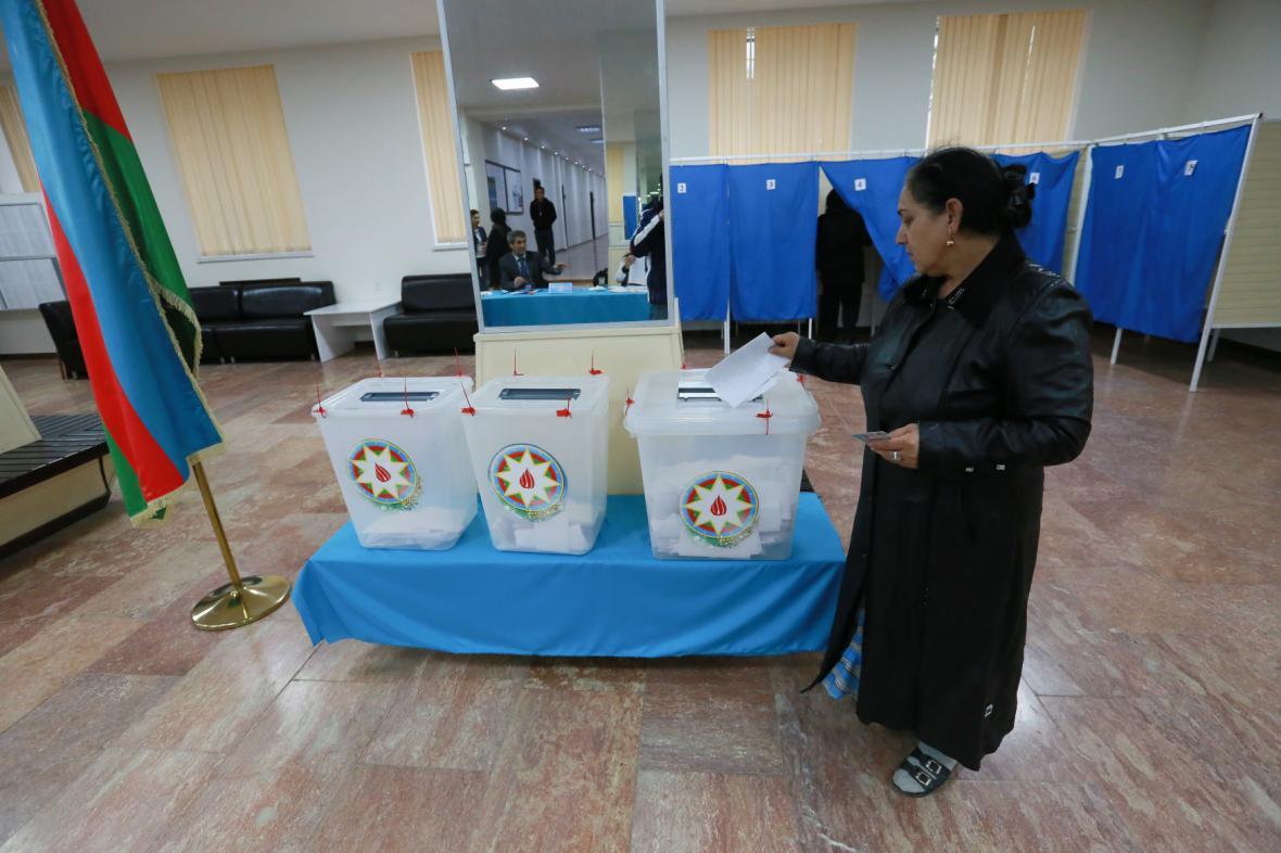 Volby v Ázerbájdžánu