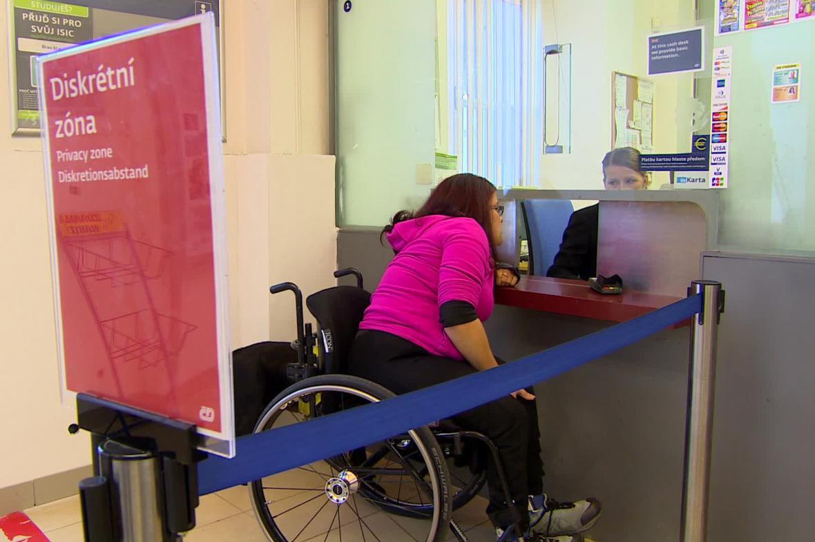 Cestování handicapovaných