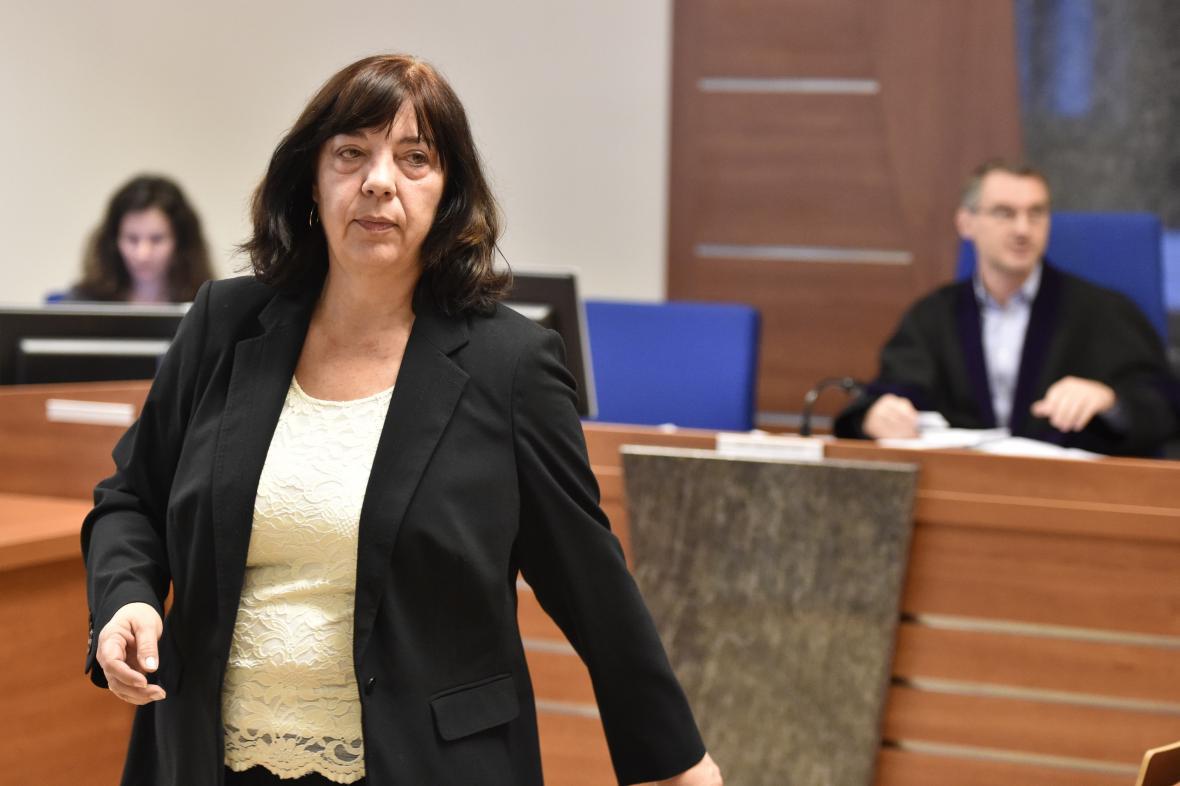 Bývalá ředitelka brněnské pobočky ČOI Tatiana Neuhybelová