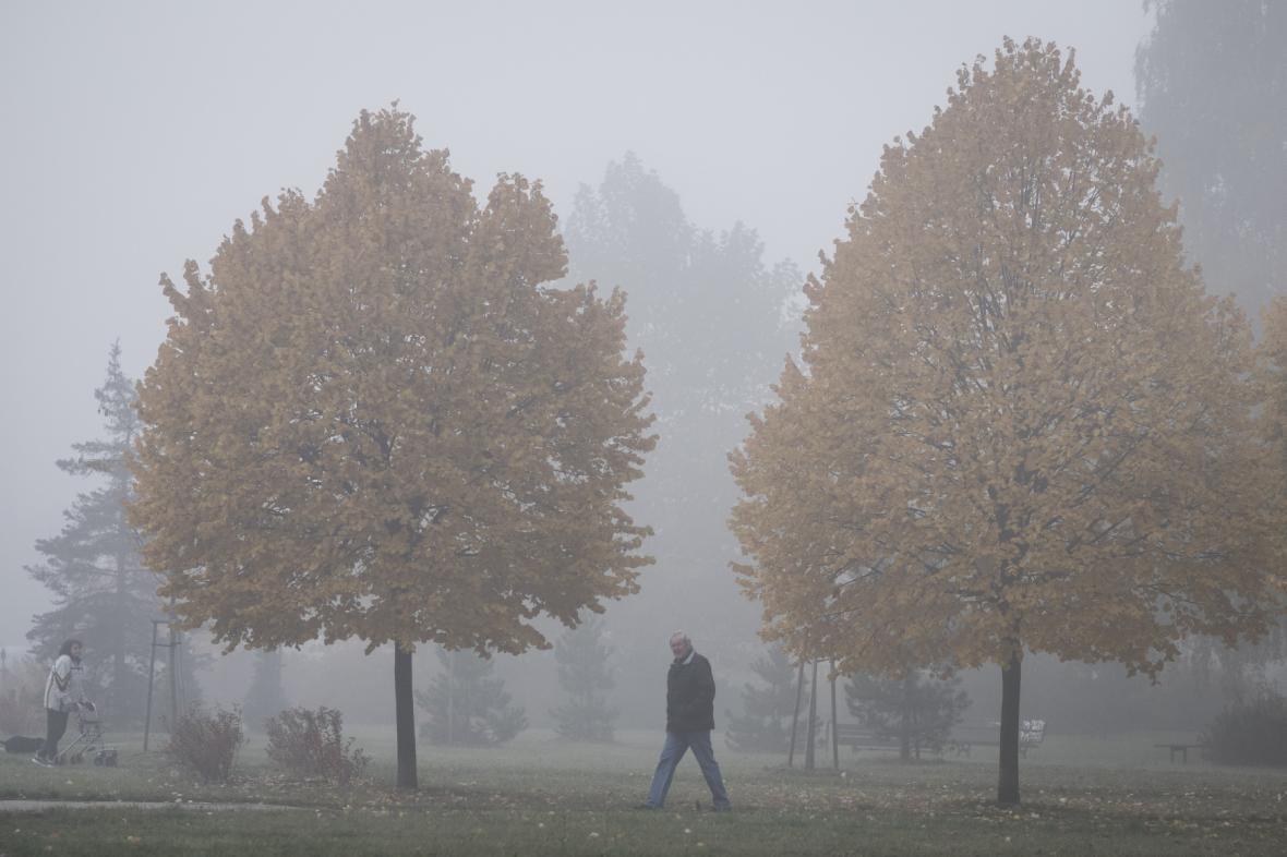 Podzimní smog