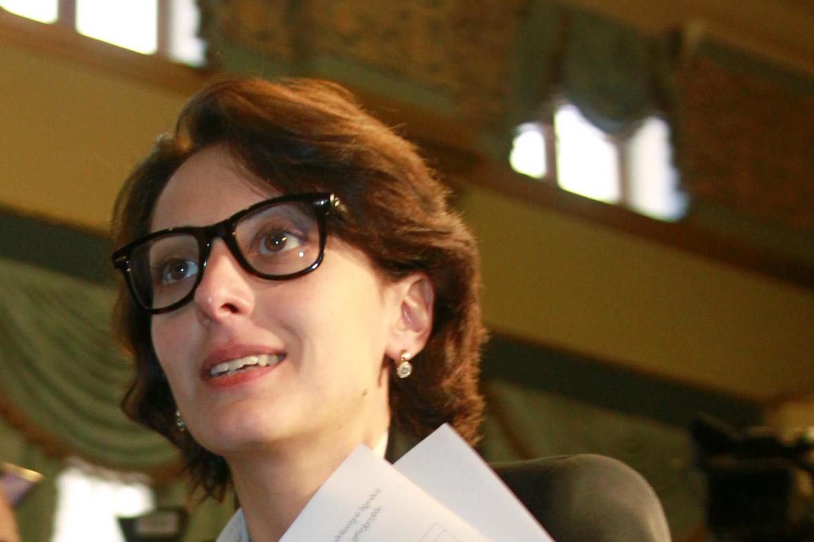 Chatija Dekanoidzeová