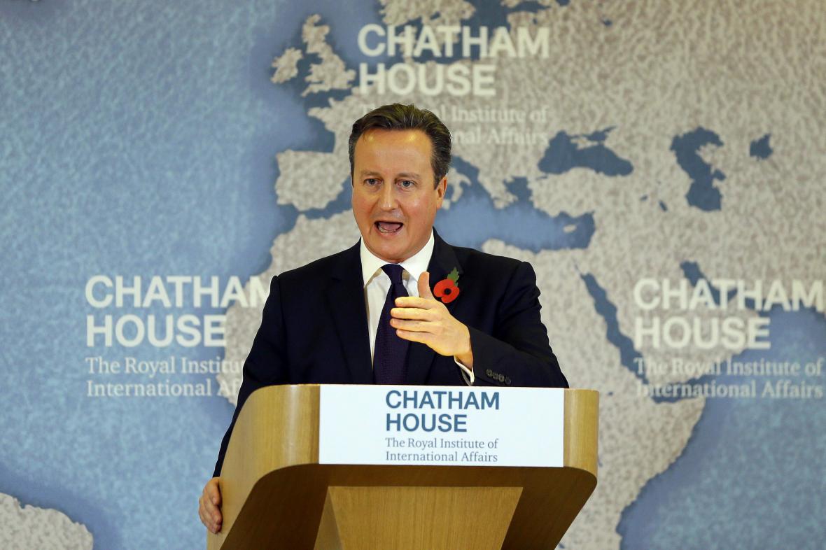David Cameron představil britské požadavky na reformu EU