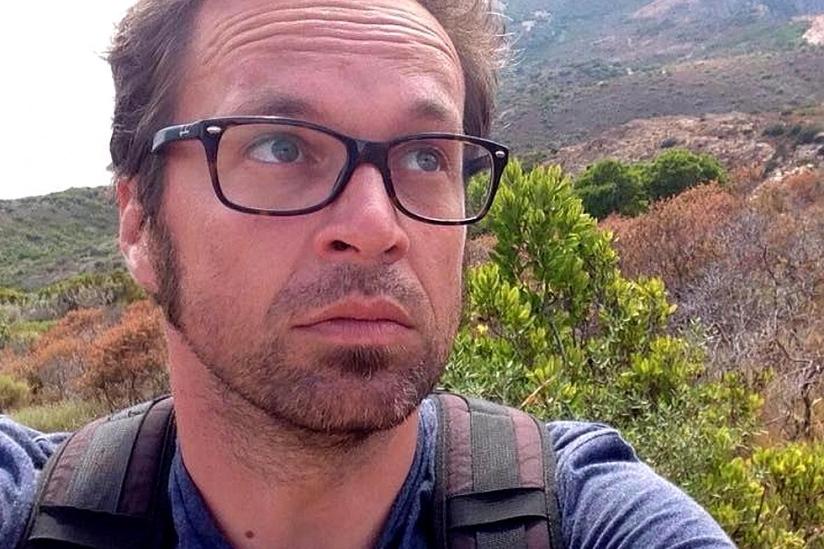 Kameraman Mathieu Hoche - zahynul v klubu Bataclan