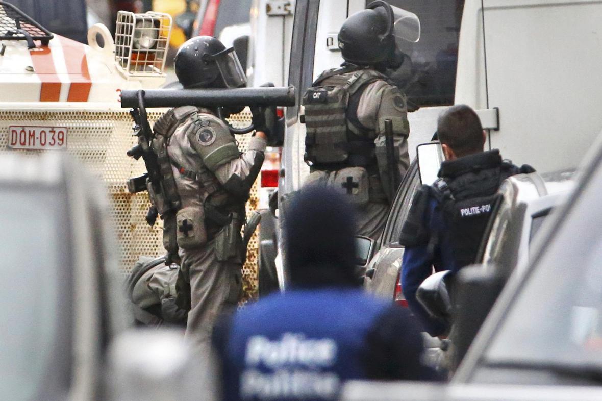 Následky útoků v Paříži