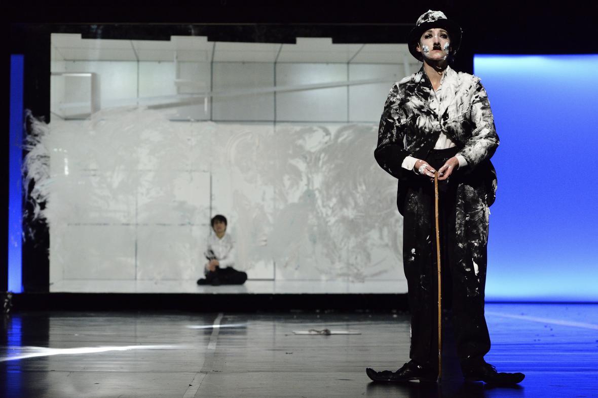 Balet Chaplin v Národním divadle moravskoslezském