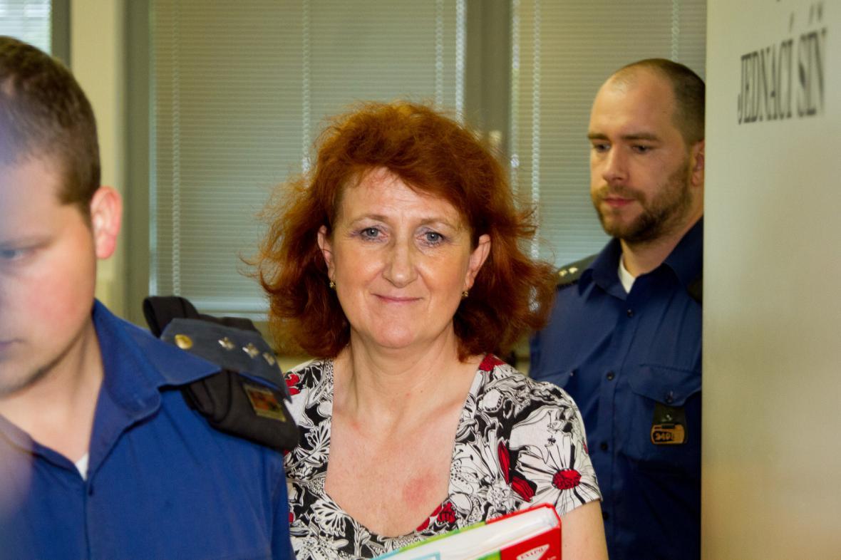 Věra Marešová - fotografie z června 2015