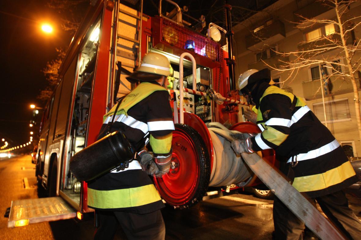 Rakouští hasiči