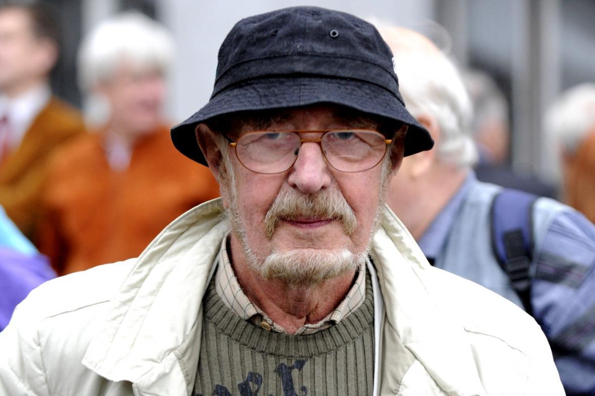Scenárista Jiří Melíšek