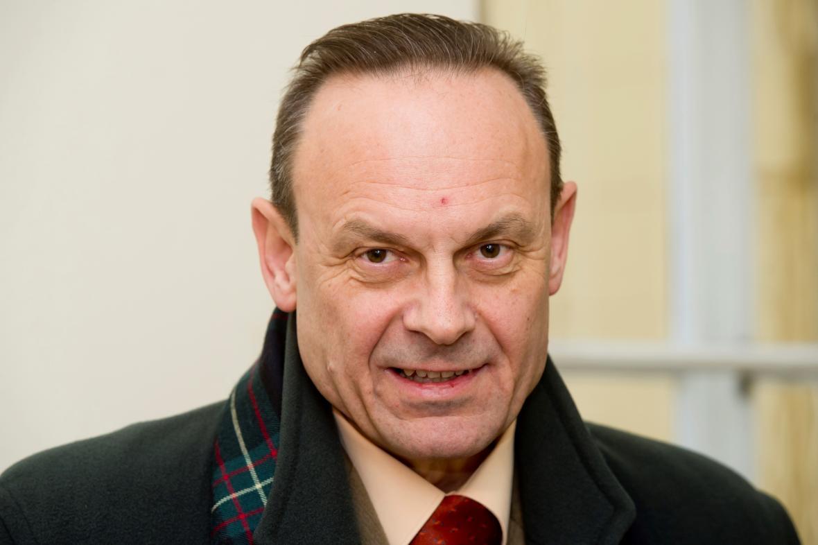 Podnikatel Zdeněk Mezera