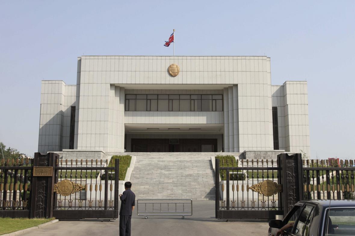 Severokorejský vrchní soud