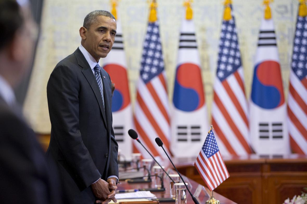 Americko-korejské jednání