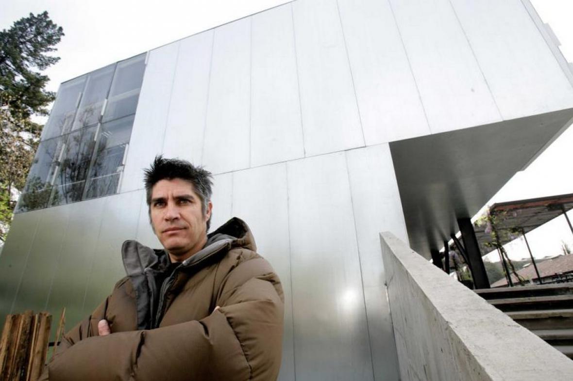 Architekt Alejandro Aravena
