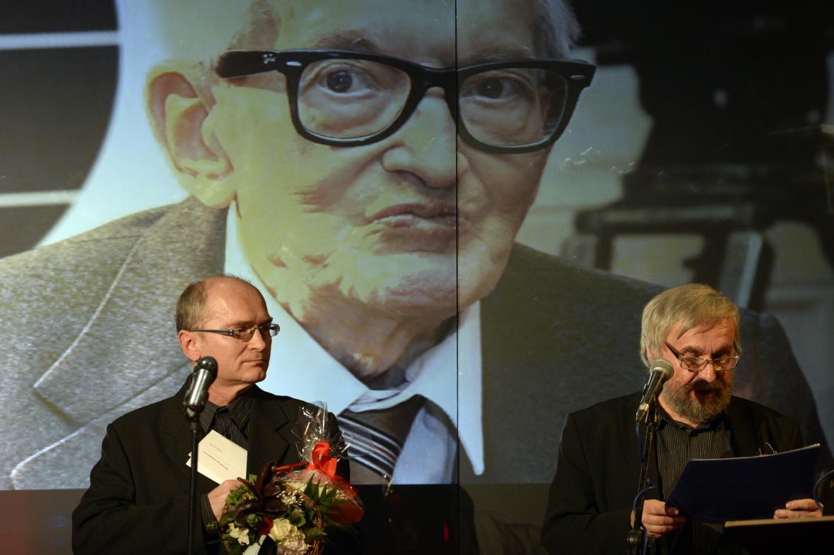 Vojtěch Jasný získal Cenu za přínos kinematografii