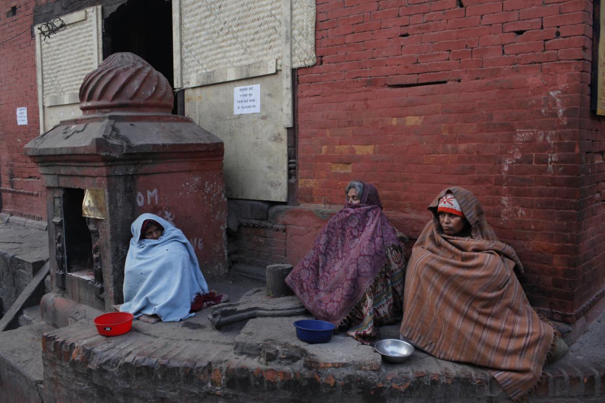 Praxe chudoby v Nepálu
