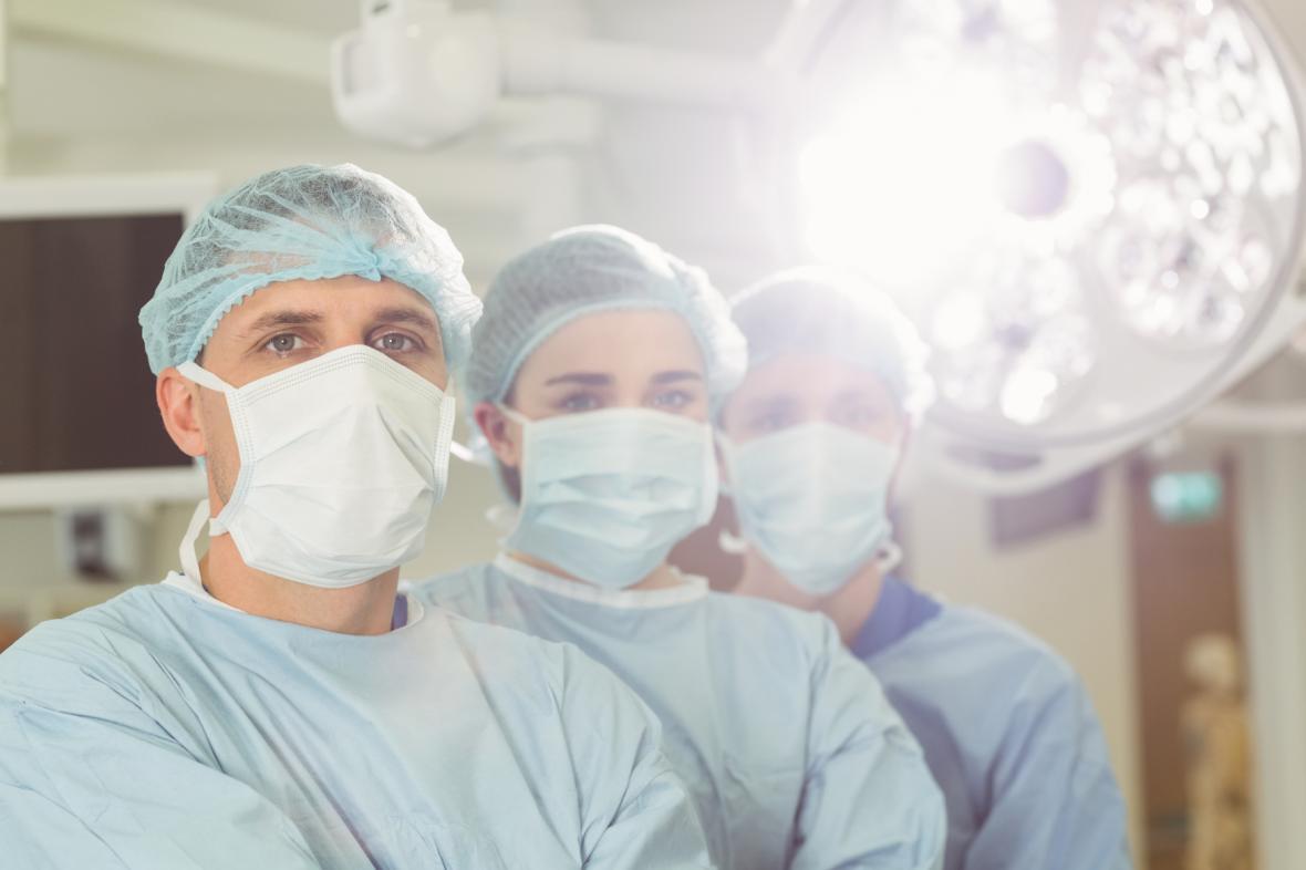 Studenti medicíny