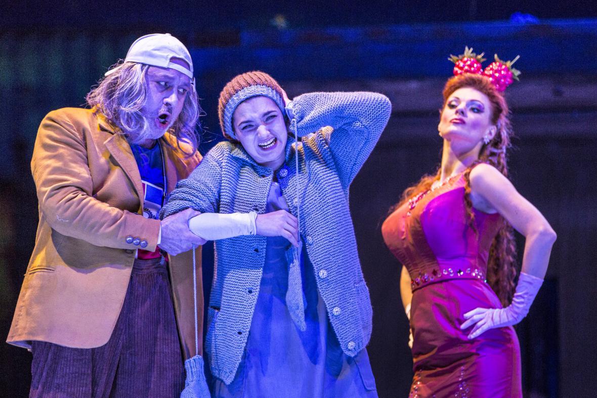 Popelka ve Stavovském divadle