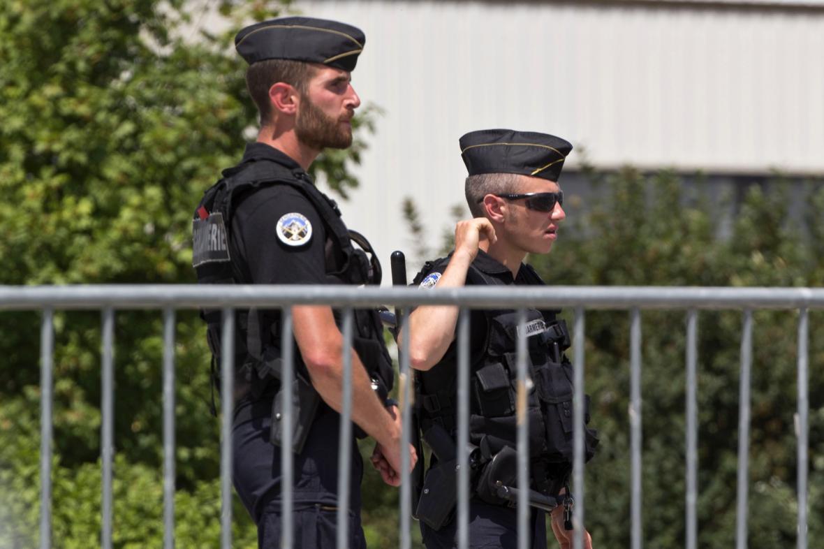 Útok v Lyonu
