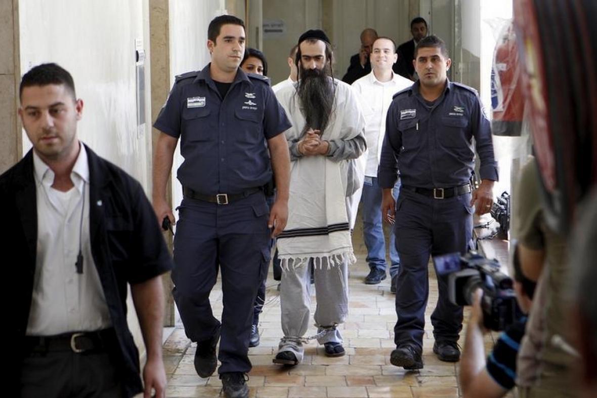 Muž, který útočil při pochodu Gay Pride v Jeruzalémě