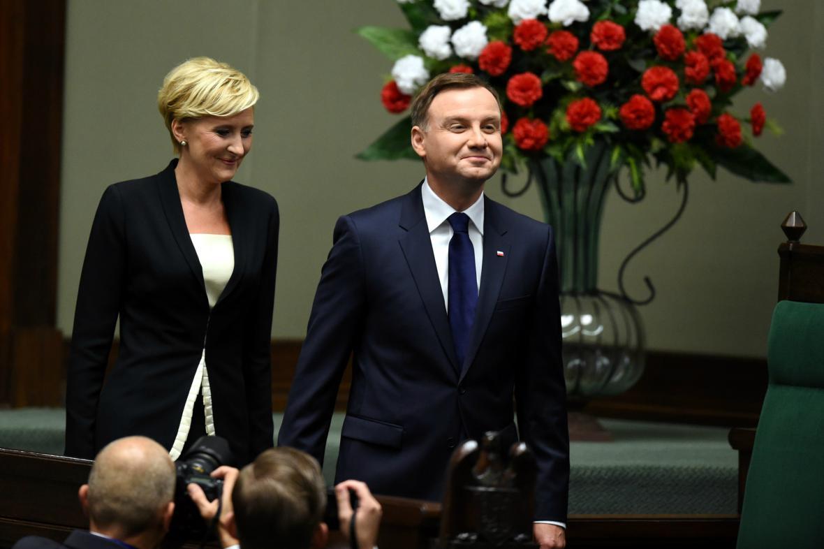 Adrzej Duda je novým polským prezidentem