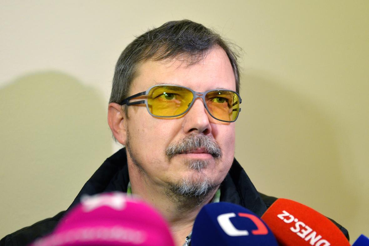Obžalovaný Pavel Hric