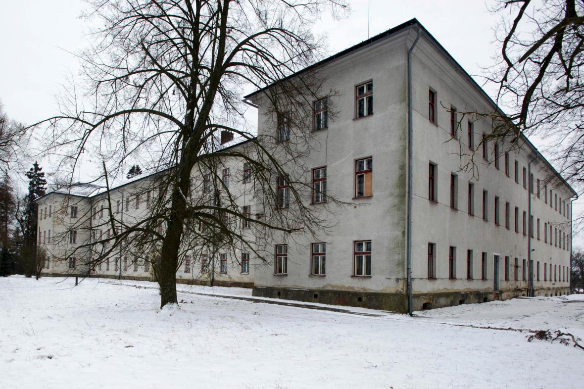 Bývalý výchovný ústav a dětský domov v Králíkách