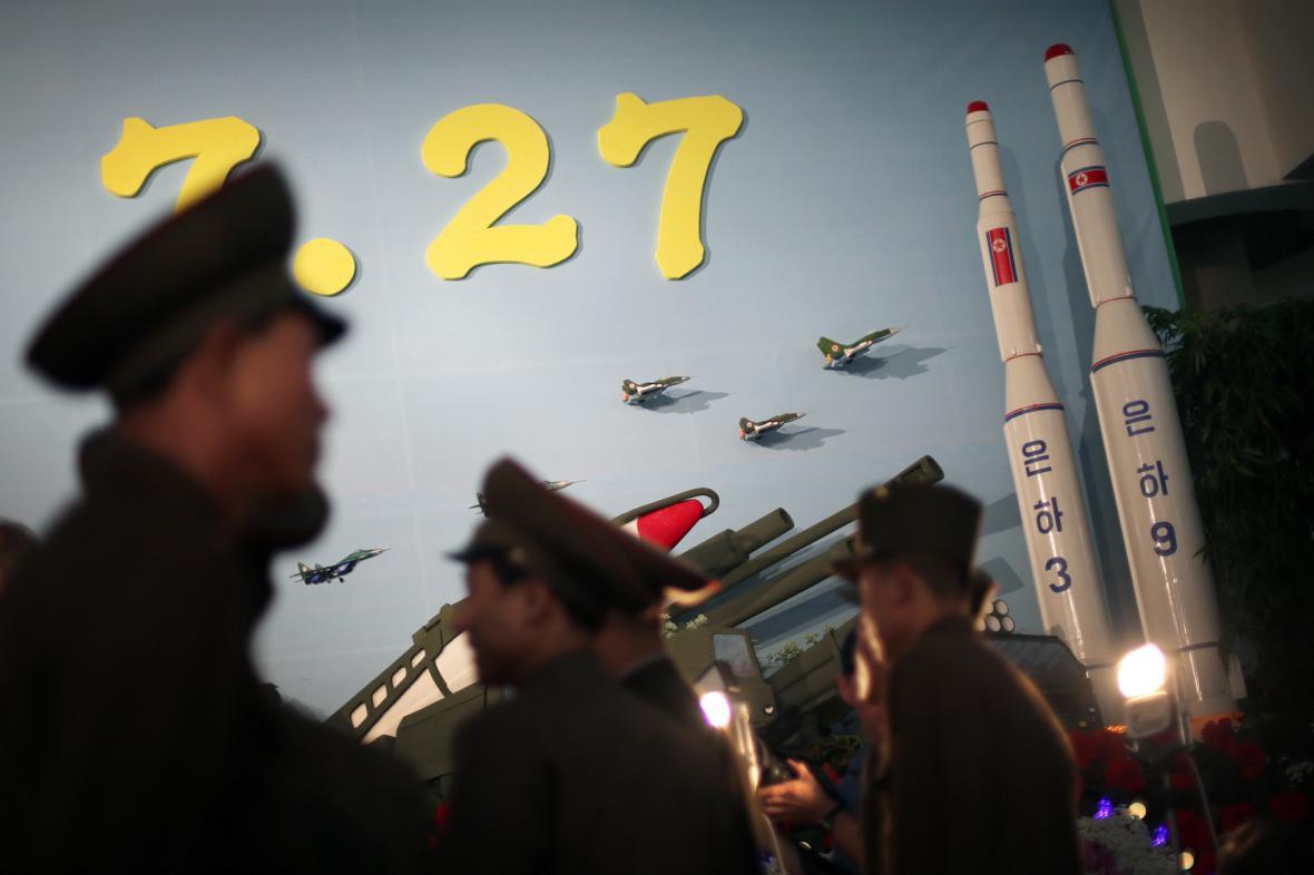 Severokorejský raketový program