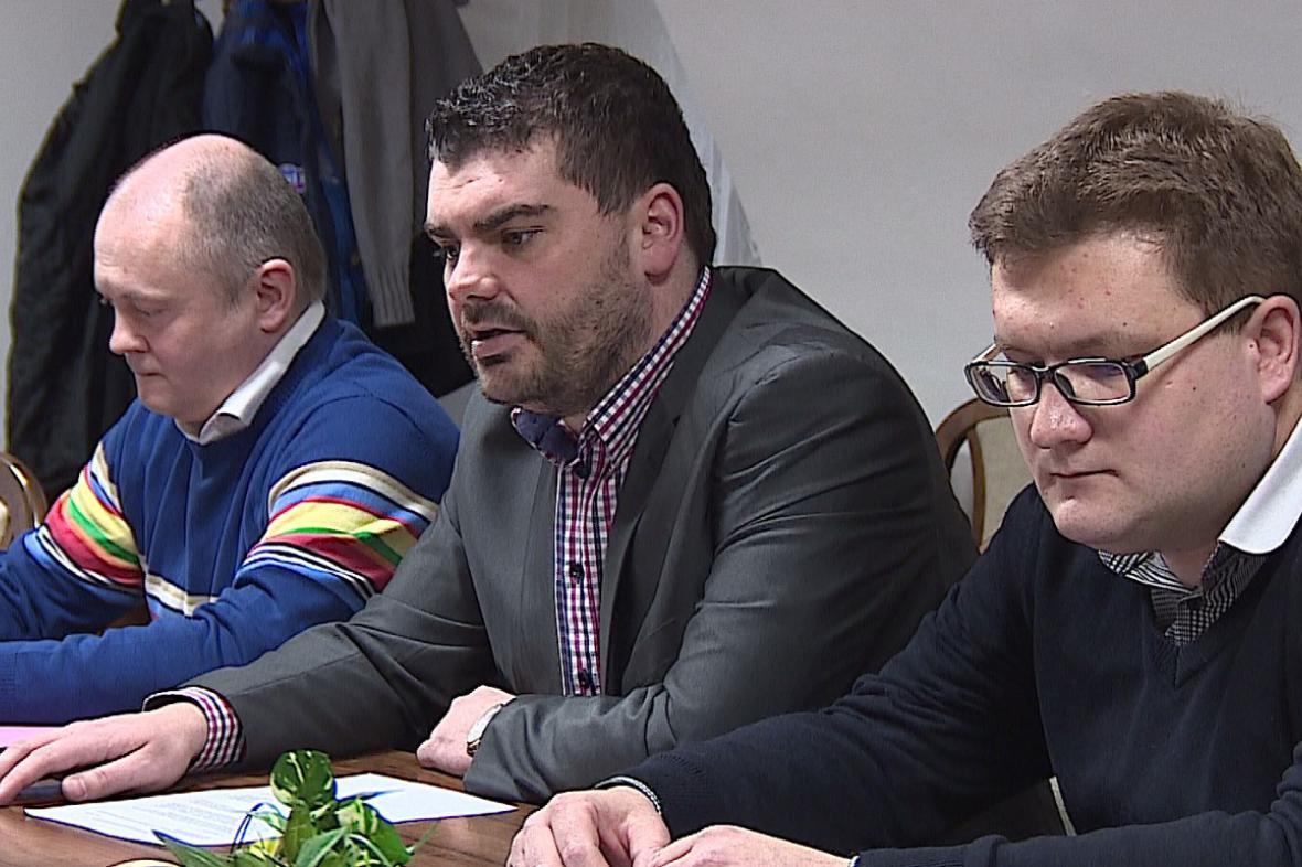 Předsednictvo jihomoravské ČSSD
