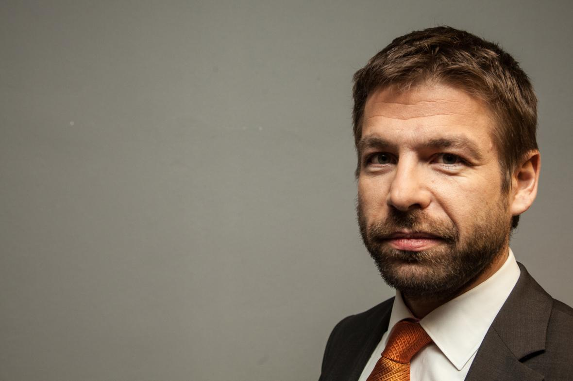 Robert Pelikán (ANO)