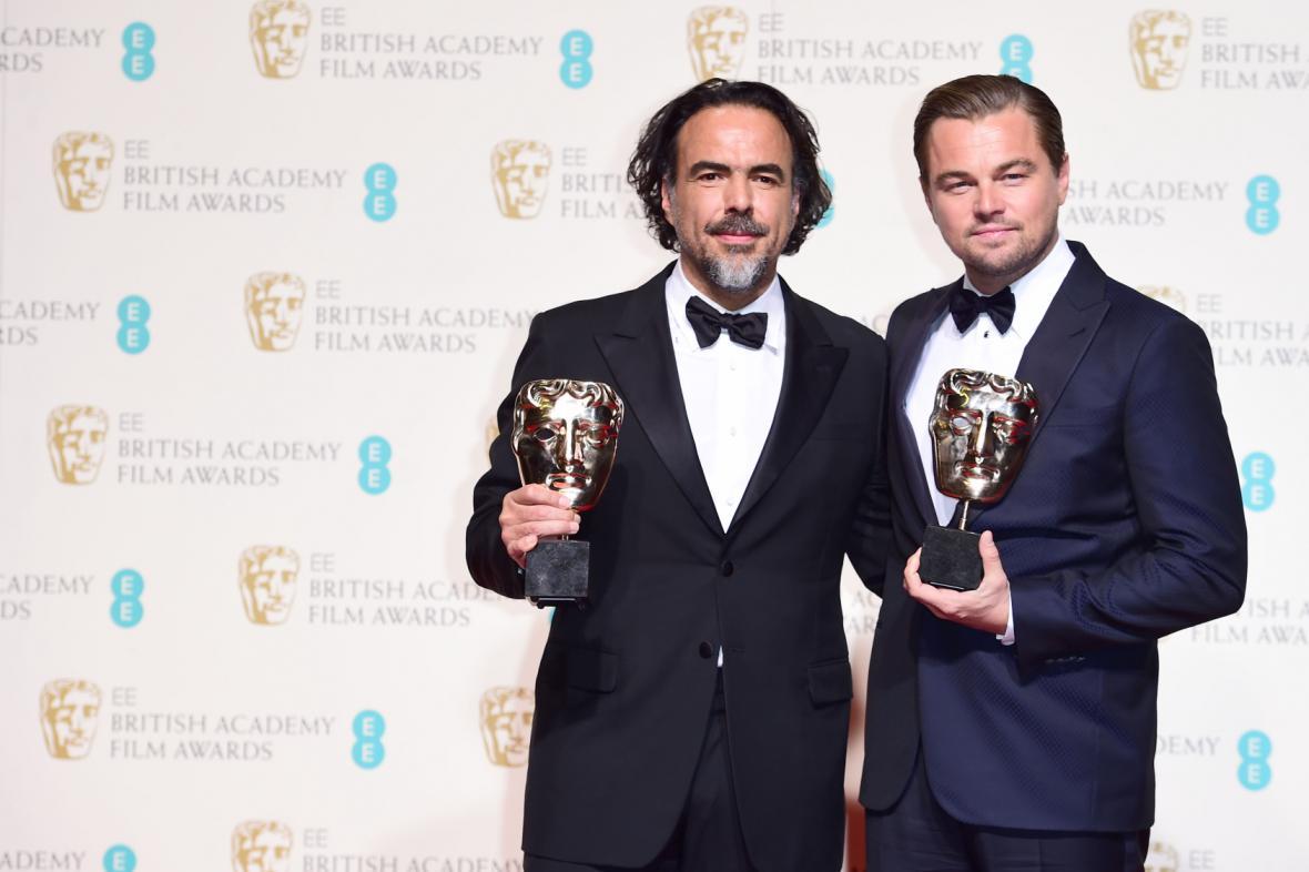 Leonardo DiCaprio a Alejandro González Iňárritu