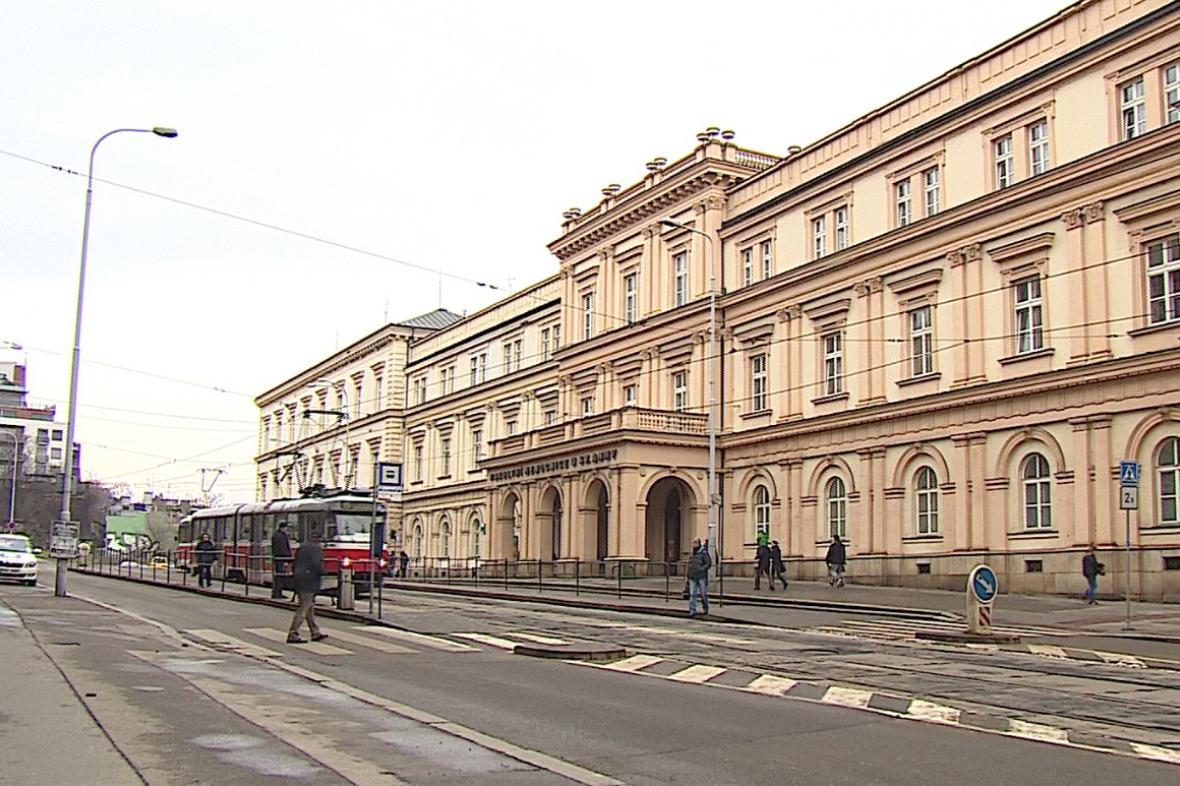 Pekařská ulice v Brně dnes